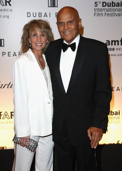 Harry Belafonte & Pamela Frank