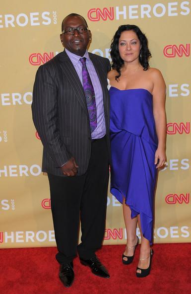 Randy Jackson & Erika Riker