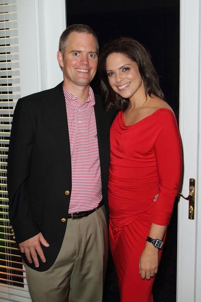 Soledad O'Brien & Brad Raymond