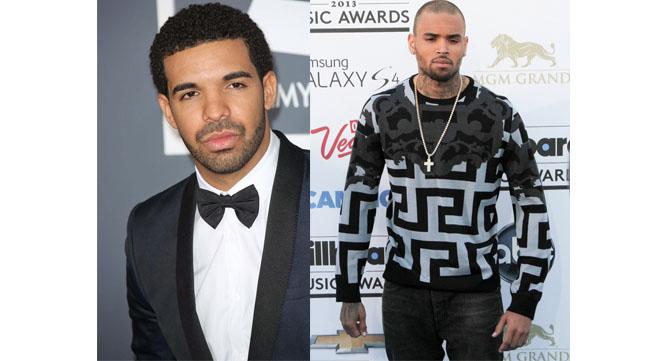 Drake vs. Chris Brown