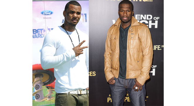 The Game vs. 50 Cent
