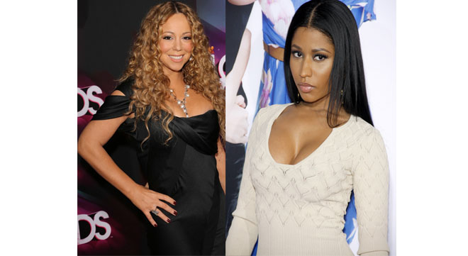 Mariah Carey vs. Nicki Minaj