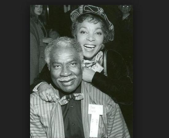 Ossie Davis and Ruby Dee met on the set of 'Jeb'