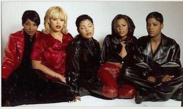 Monica, Faith Evans, Keisha Epps, Kima & Pam (Total)