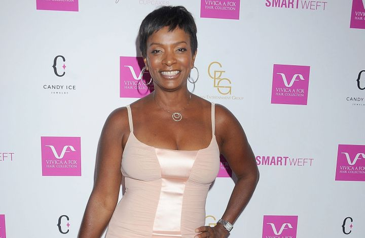 Almost 8 years ago, Vanessa Bell Calloway had a mastectomy and reconstructive surgery on her right breast on October 26. (PR)