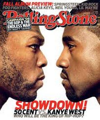 50 Cent vs. Kanye West
