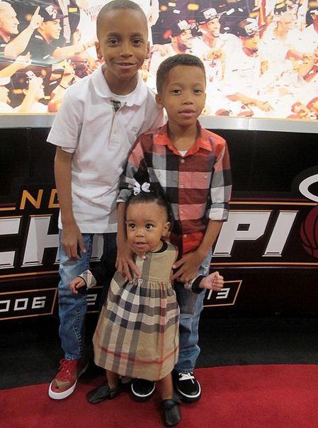 Rocko, Romelo and Laiyah