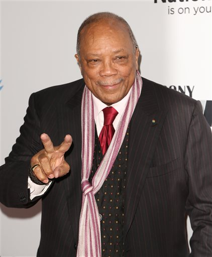 Quincy Jones (March 14)
