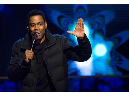 Ordinarily Chris Rock hosting the Oscars wouldn't be out of the ordinary, but with the #OscarsSoWhite controversy…
