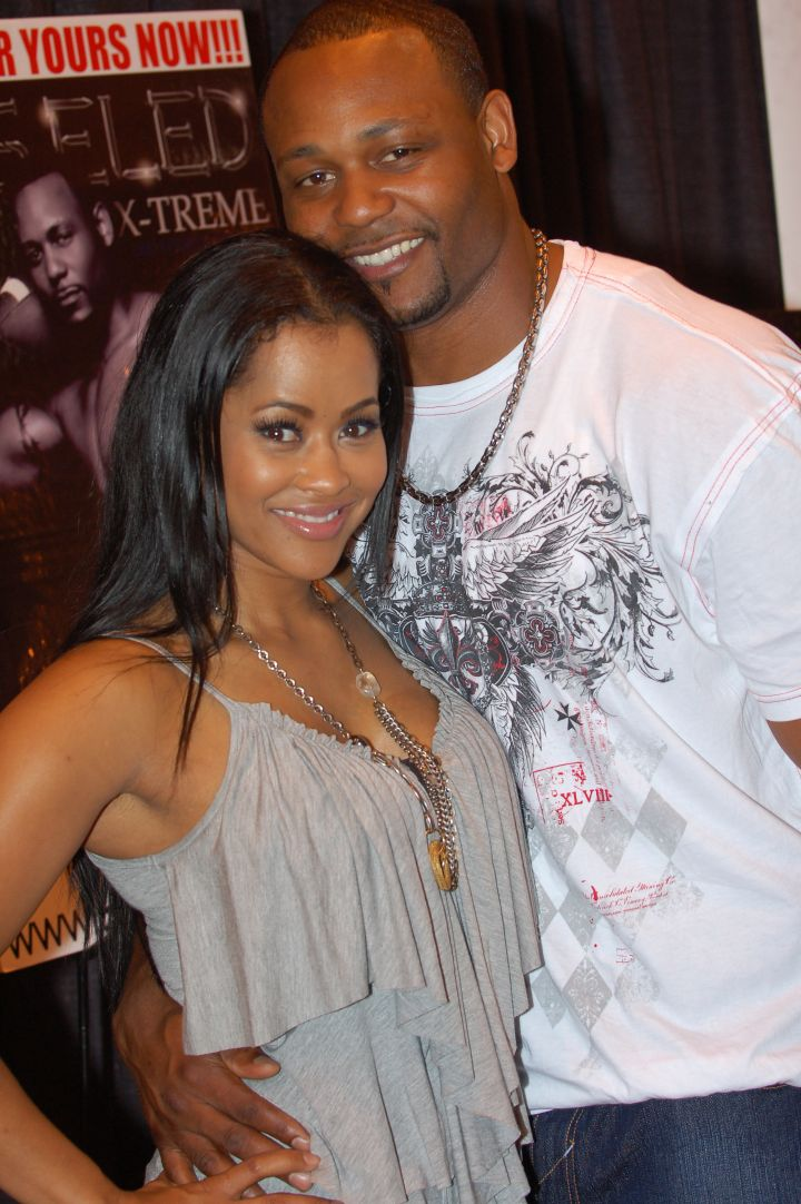 Ed Hartwell and Lisa Wu
