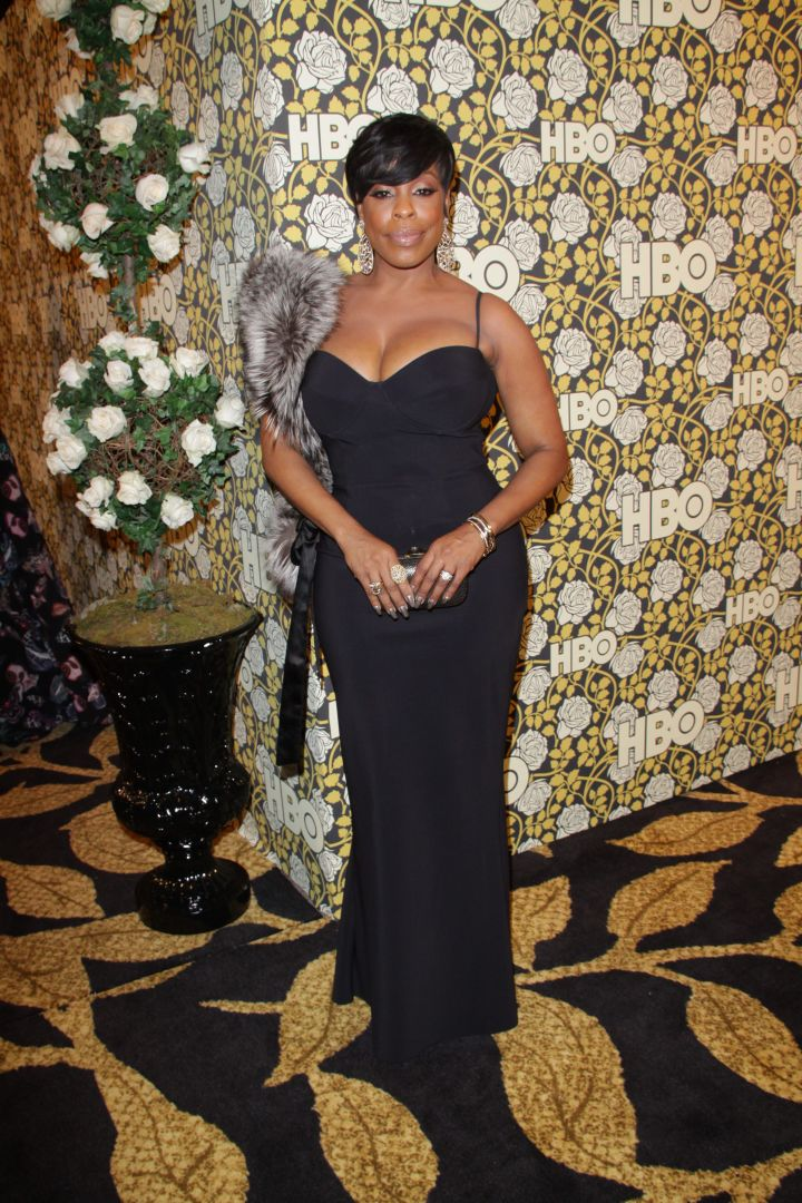 Niecy Nash at the annual after party