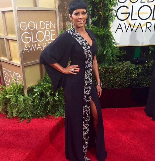 Today Show Host, Tamron Hall