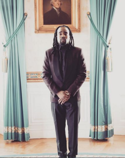 Wale becoming the first rapper to open the White House State of the Union address