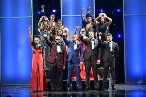 Celebrating those that made a difference at the 47th NAACP Image Awards
