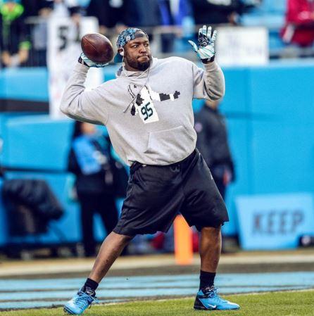 Carolina Panthers: Charles Johnson