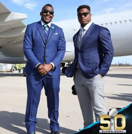Carolina Panthers: Jonathan Stewart and Thomas Davis