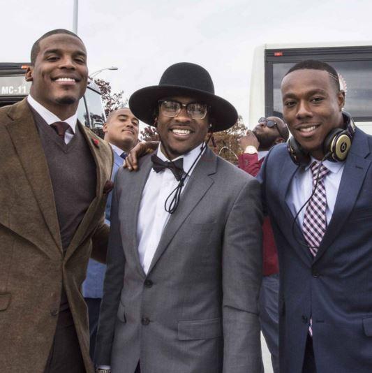 Carolina Panthers: Cam Newton and Ted Ginn Jr.