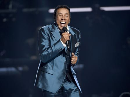Smokey Robinson (February 19)