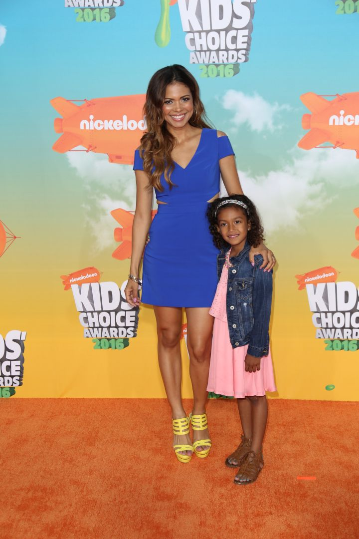 Jennifer Freeman and her daughter