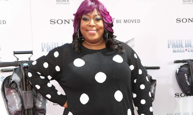 Loni Love is from Houston