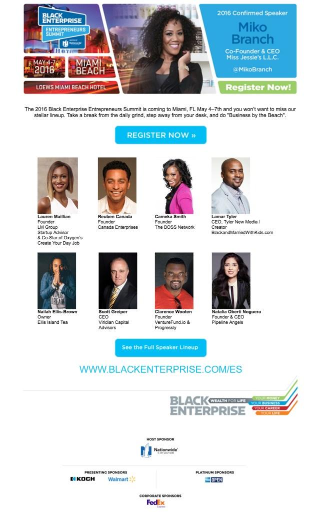 BlackEnterprise Conference