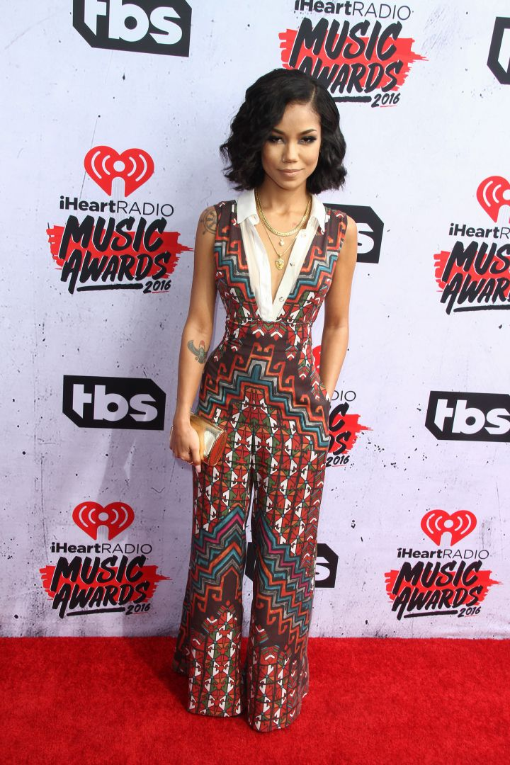 Jhene Aiko is Japanese and African American