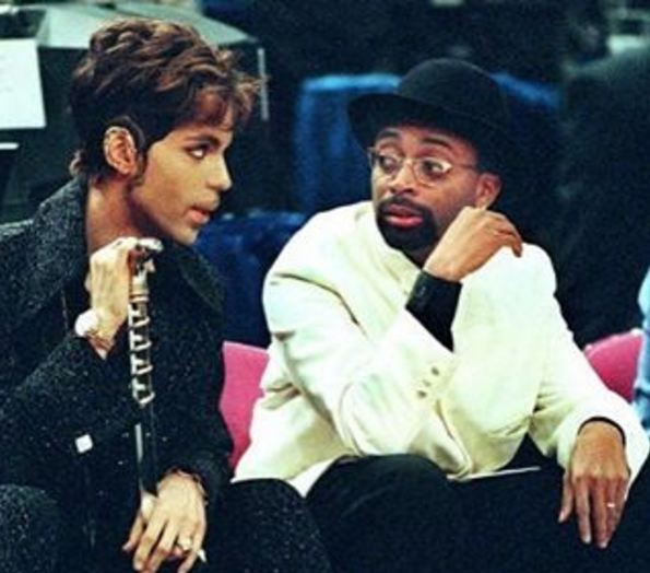 "Spike Lee shared a photo on Instagram along with the caption: ""I Miss My Brother. Prince Was A Funny Cat. Great Sense Of Humor."""