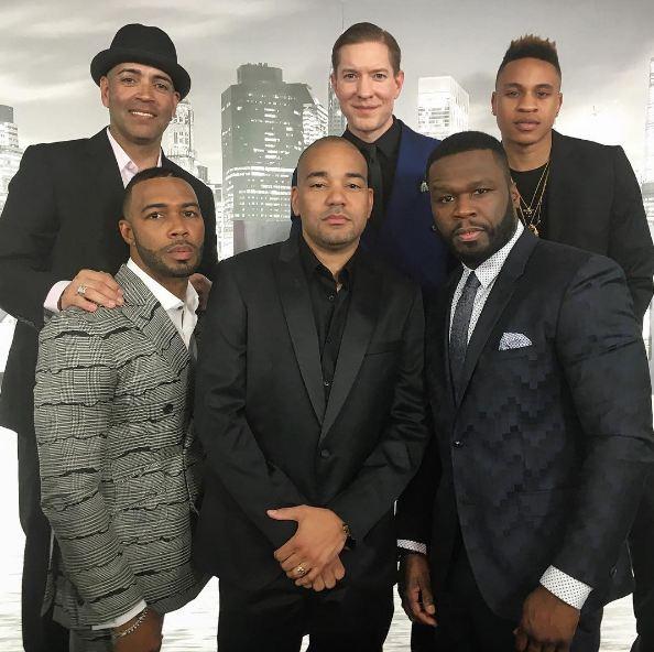 POWER the best show on TV @djenvy, Queens we so big out here. #EFFENVODKA #FRIGO