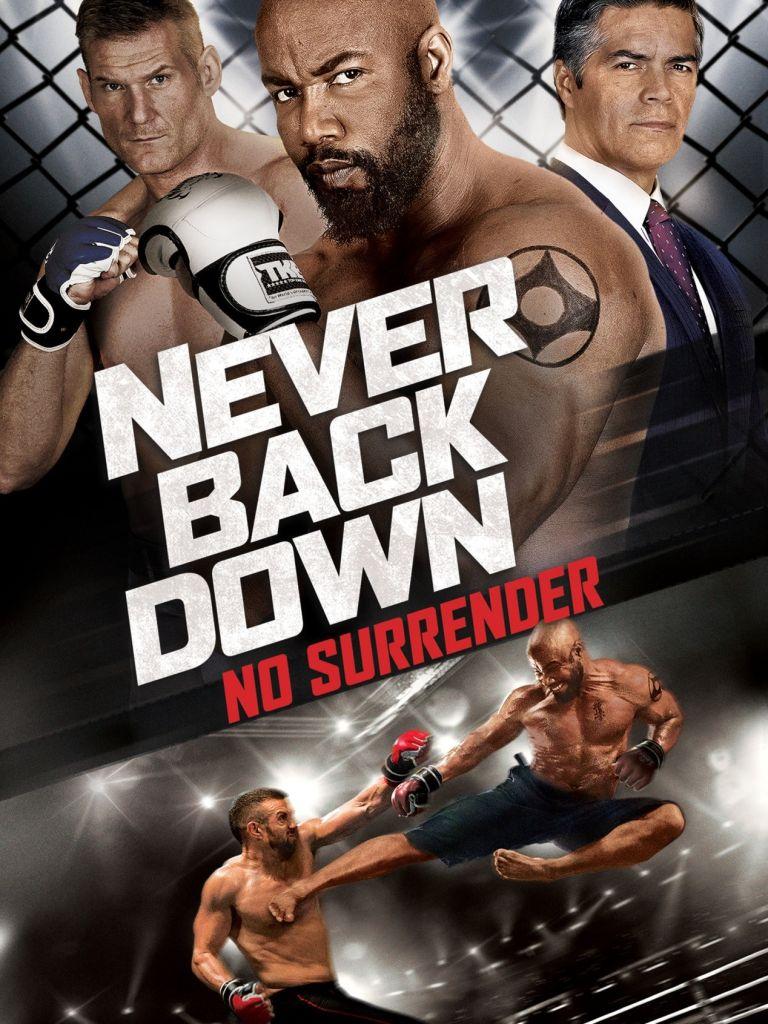 NeverBackDownNoSurrender