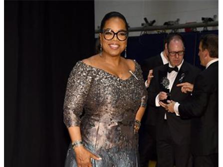 Oprah, Now