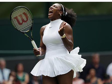 Happy 35th Birthday Serena: 15 Of Her Best Championship Celebrations