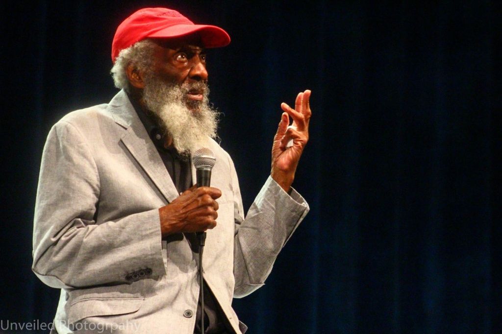 Unveiled Photography Dick Gregory