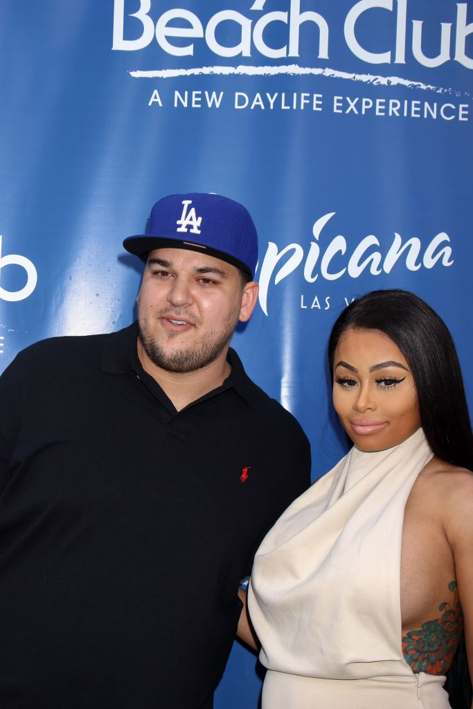 """05/28/2016 - Rob Kardashian and Blac Chyna - Rob Kardashian and Blac Chyna Host 2016 Memorial Day Weekend at Sky Beach Club Pool in Las Vegas - Sky Beach Club Pool at the Tropicana Hotel & Casino - Las Vegas, NV, USA - Keywords: Vertical, Pregnant, Fashion Model, Portrait, Photography, Fashion, US Memorial Day, War Memorial Holiday, Arts Culture and Entertainment, Attending, Celebrities, Celebrity, Person, People, Tropicana Resort and Casino, Topix, Bestof, """"Keeping Up with the Kardashians"""", Nevada Orientation: Portrait Face Count: 1 - False - Photo Credit: PRN / PRPhotos.com - Contact (1-866-551-7827) - Portrait Face Count: 1"""