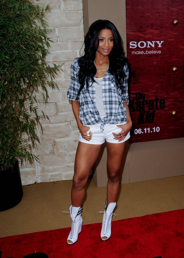 11 Times Ciara's Legs Stole The Show