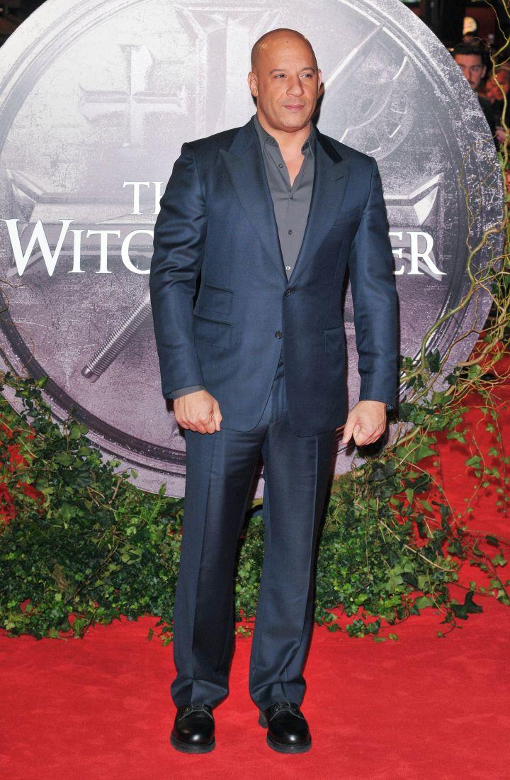 Vin Diesel was born Mark Vincent