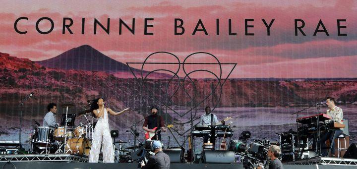 Corinne Bailey Rae at Barclayard