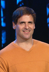 Mark Cuban Courtesy