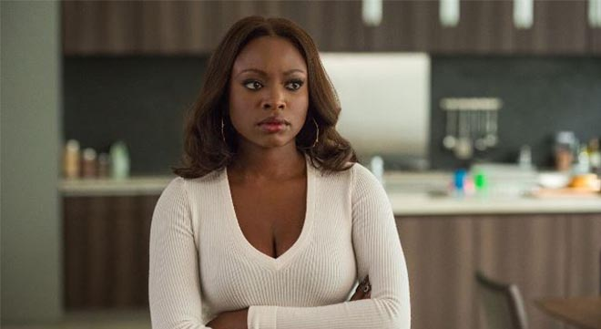 Naturi Naughton was once a member of girl group 3LW but has won fame as an actress on 'Power.'