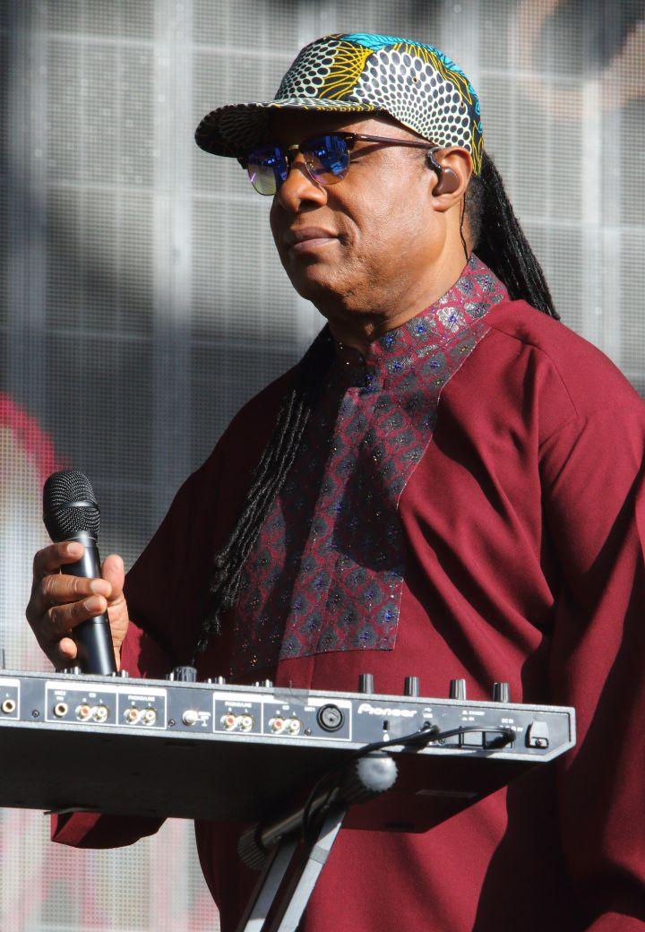Stevie Wonder at Barclaycard