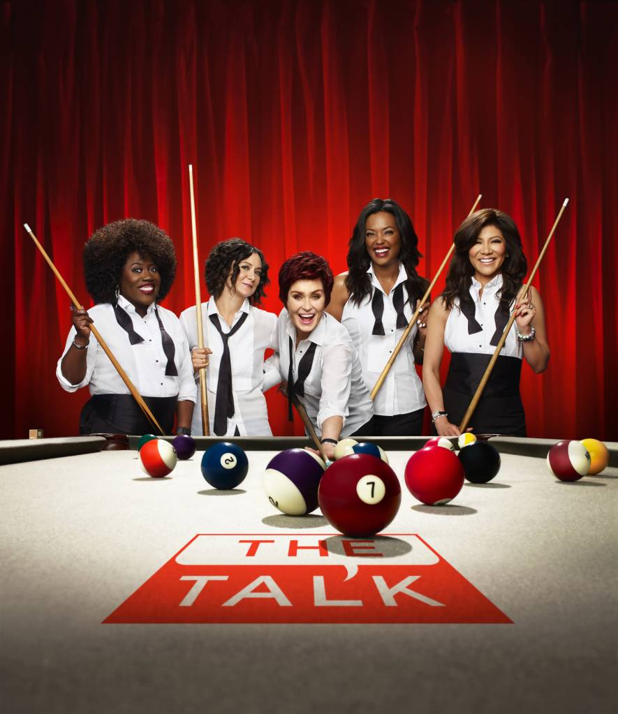The 7 Wonders of THE TALK! Season 7 premieres with shocking reveals, behind the scenes secrets, surprising reunions and more. Monday, Sept. 12, 2:00 PM ET/1:00 PM, PT/CT on the CBS Television Network. Sheryl Underwood, Sara Gilbert, Sharon Osbourne, Aisha Tyler and Julie Chen, shown Photo: Robert Ascroft© 2016 CBS Broadcasting Inc. All Rights Reserved.