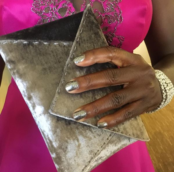 Viola Davis' accessories