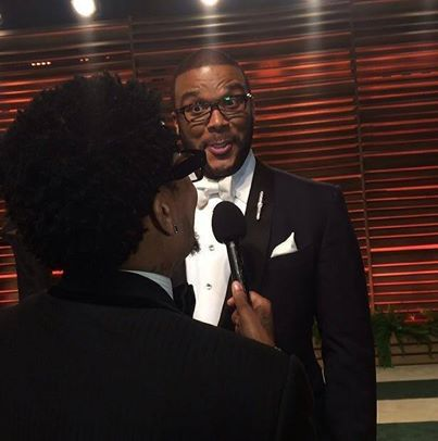 Tyler Perry & D.L. Hughley