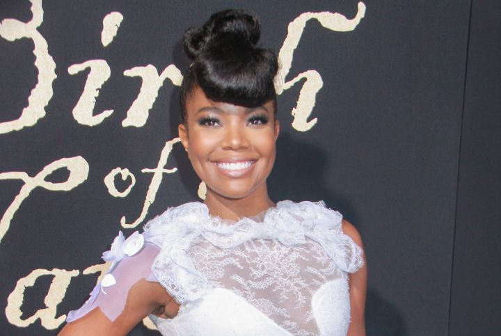 Gabrielle Union's nude photos were taken from her iCloud account and posted online