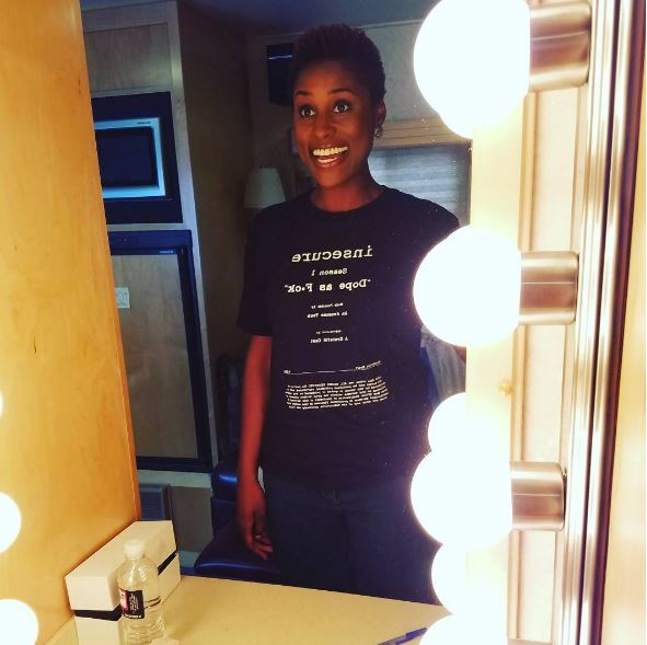 Issa Rae – writer, director, producer