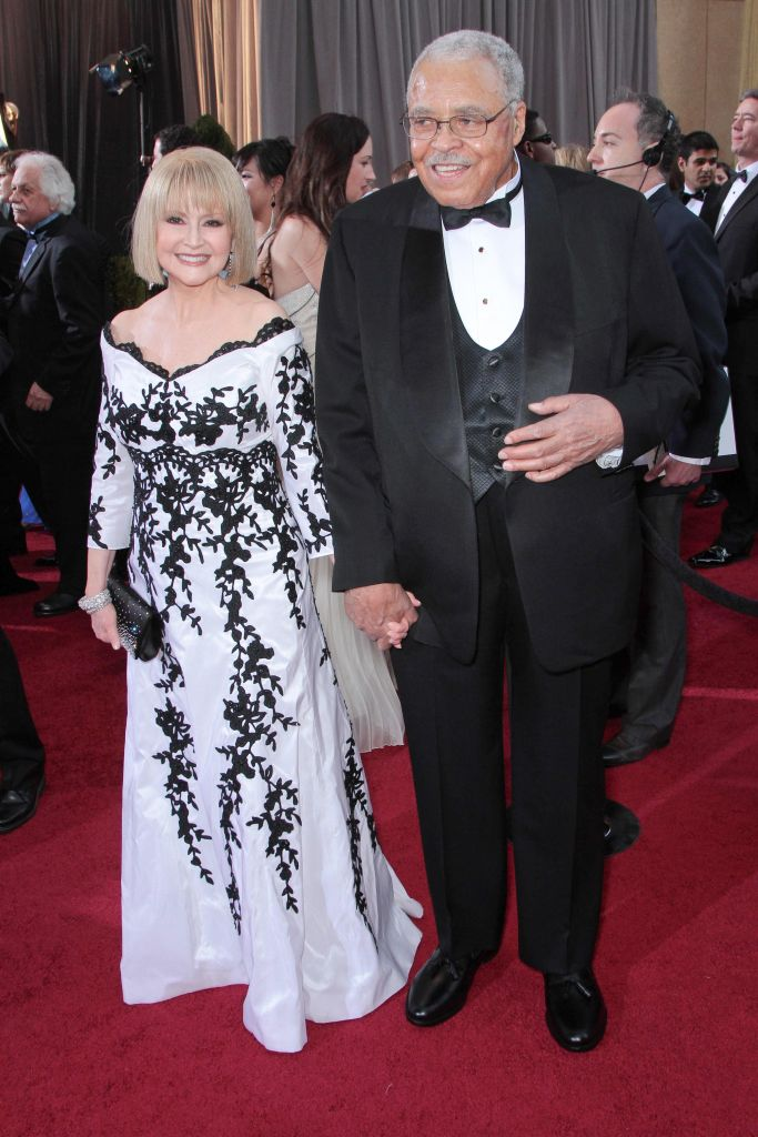 02/26/2012 - James Earl Jones and Cecilia Hart - 84th Annual Academy Awards - Arrivals - Kodak Theatre - Hollywood, CA, USA - Keywords:  Orientation: Portrait Face Count: 1 - False - Photo Credit: Andrew Evans  / PR Photos - Contact (1-866-551-7827) - Portrait Face Count: 1