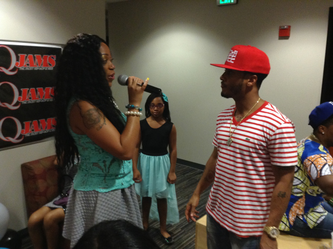 Lil Mo's B'More Baby Shower