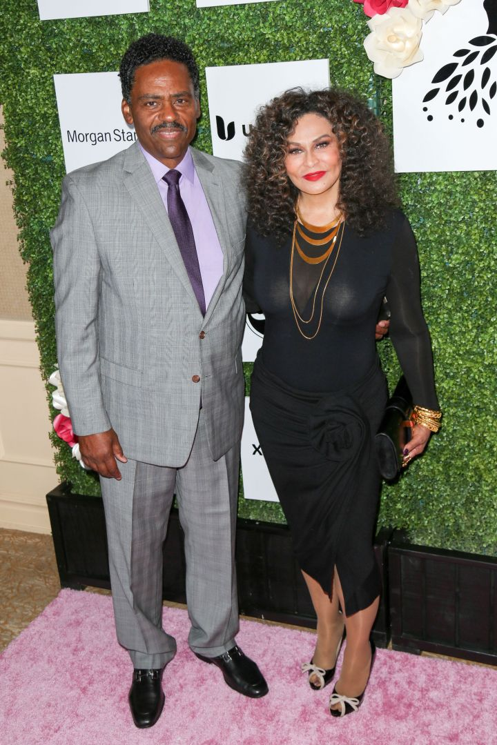 Tina and Richard Lawson continued to remind us that you can find love at any age.