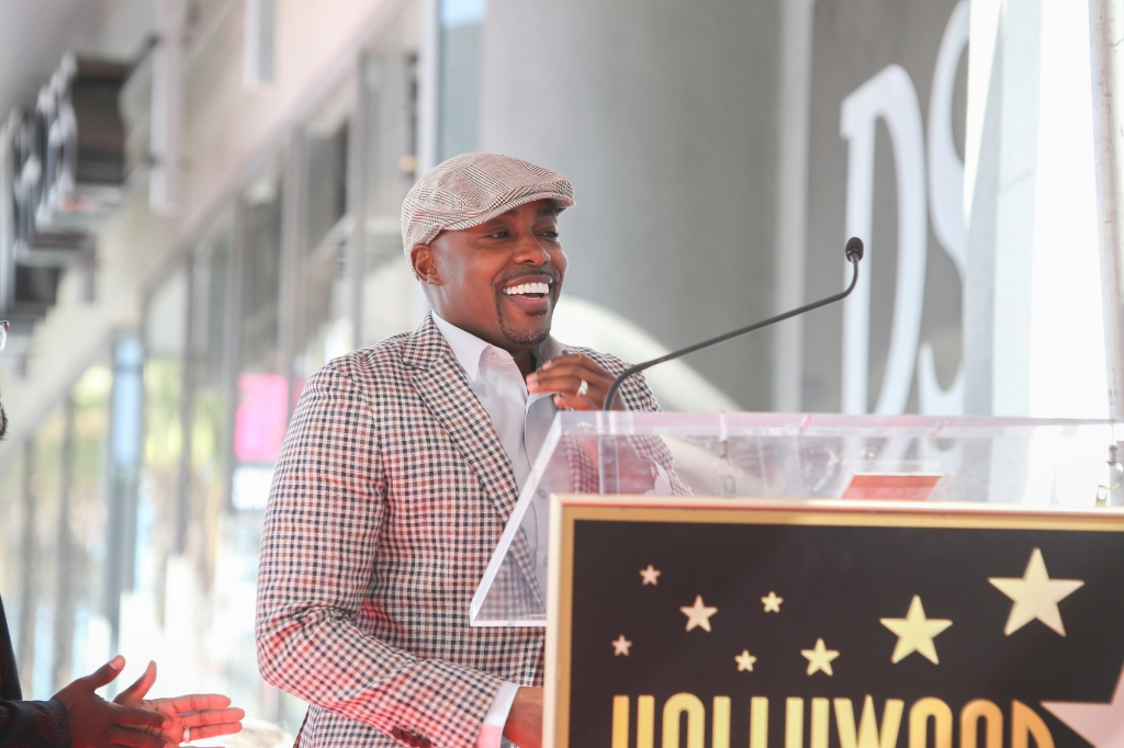10/10/2016 - Will Packer - Kevin Hart Honored with a Star on the Hollywood Walk of Fame - Hollywood Walk of Fame - Hollywood, CA, USA - Keywords: Horizontal, American actor, comedian, writer, producer, film industry, movie, television, red carpet event, Ceremony, Person, People, Celebrity, Celebrities, WOF, HWOF, Photography, Photograph, Candid, Respect, Arts Culture and Entertainment, Attending, Topix, Bestof, Los Angeles, California Orientation: Portrait Face Count: 1 - False - Photo Credit: PRPhotos.com - Contact (1-866-551-7827) - Portrait Face Count: 1