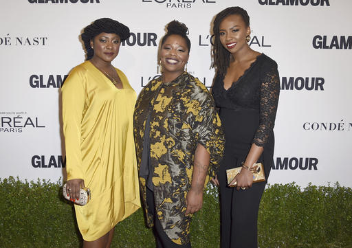 Black Lives Matters Founders – Alicia Garza, Patrisse Cullors and Opal Tometi