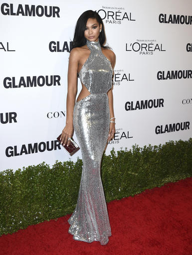 Supermodel Chanel Iman: African-American and Korean